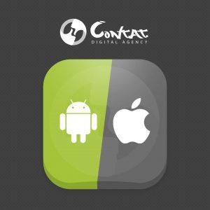 app android e ios personalizzata base