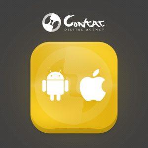 app android e ios personalizzata custom