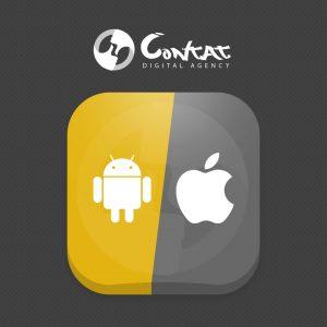 app android e ios personalizzata gold