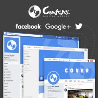 cover brand facebook google twitter