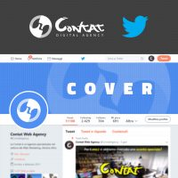cover twitter custom grafica dimensioni