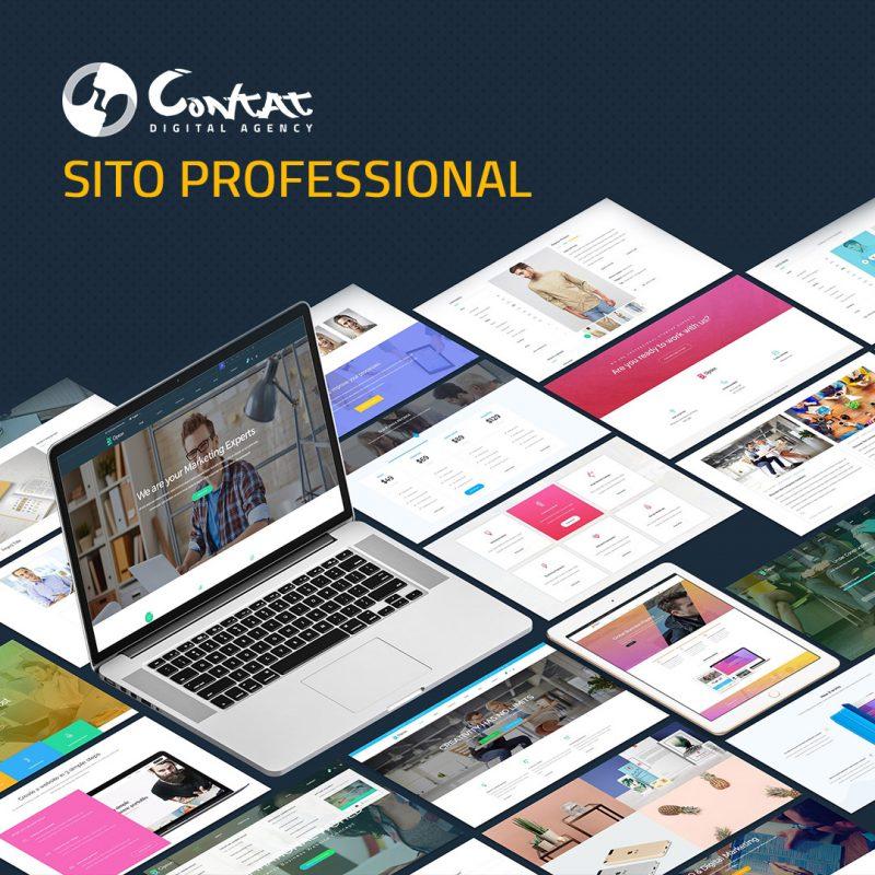 Sito Web Professionale 3