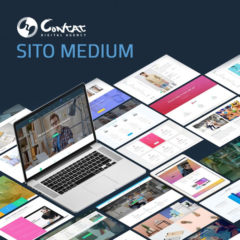 Sito Web Medium 2