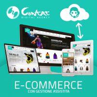 Sito e-commerce con gestione assistita 2