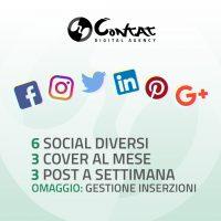 """Gestione social """"Completa"""" 6"""