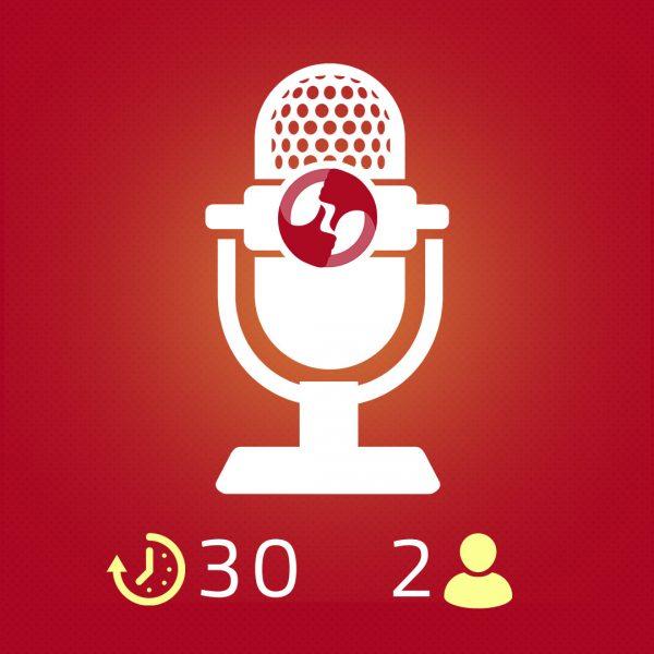 Spot Audio 30 secondi a 2 voci 1