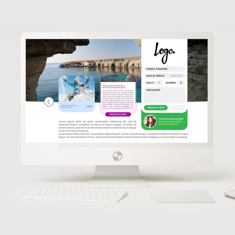 Landing Page Dinamica 2