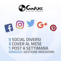 """Gestione social """"Basic"""" 2"""