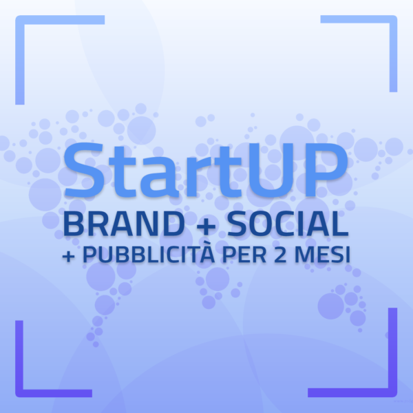 Pacchetto StartUp Social 1