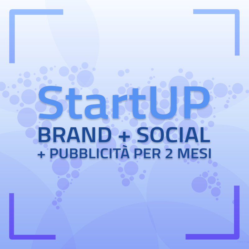 Pacchetto StartUp Social 3