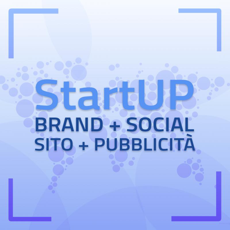 Pacchetto StartUp Digital 3
