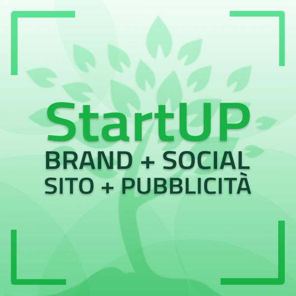 Pacchetto StartUp Standard 1