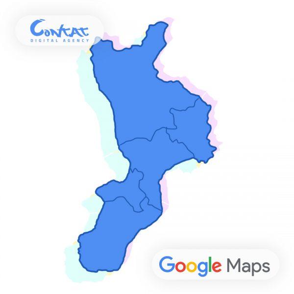 Virtual Tour Google Maps Street View in Calabria: Catanzaro, Cosenza, Crotone, Reggio di Calabria e Vibo Valentia 1